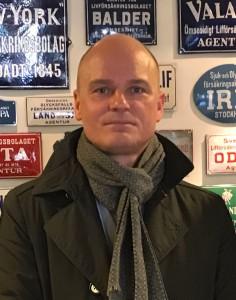 Bild på Håkan Svärdman, samhällspolitisk chef på Forena