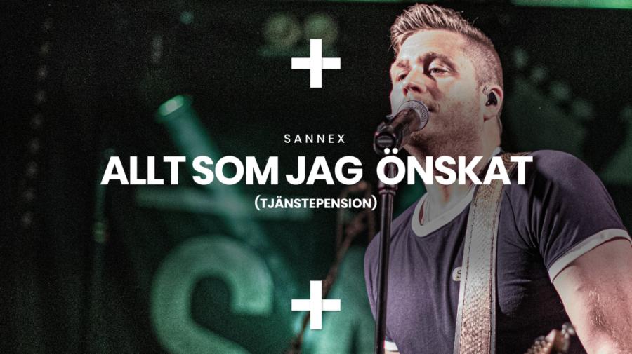 Bild på Andreas Olsson i Sannex