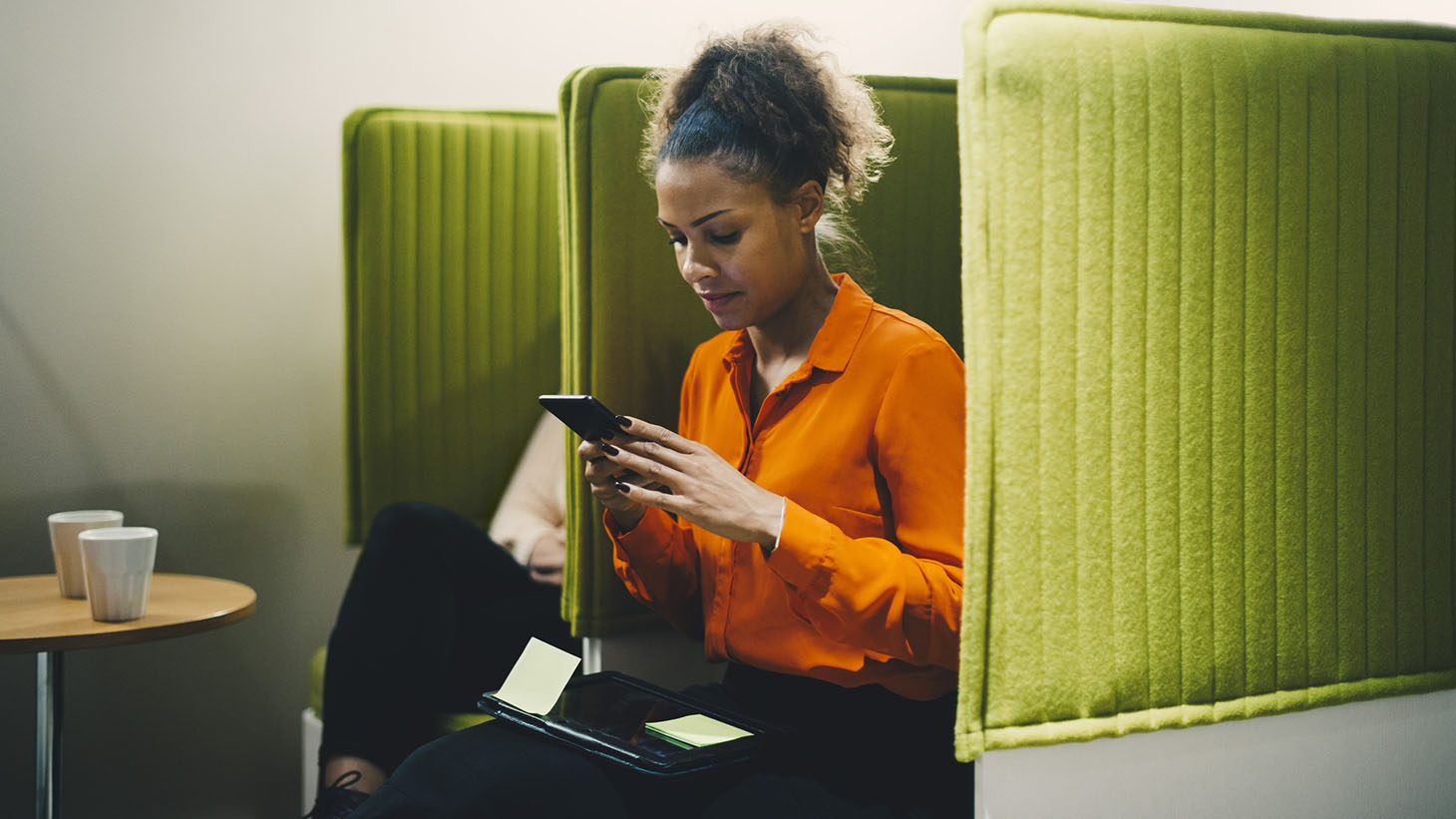 Pensionssammanställning i mobilen